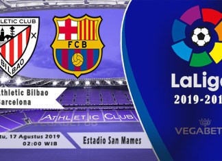 Prediksi Athletic Bilbao vs Barcelona - LaLiga 2019-20