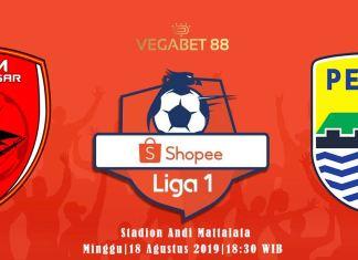 Prediksi PSM Makassar vs Persib Bandung