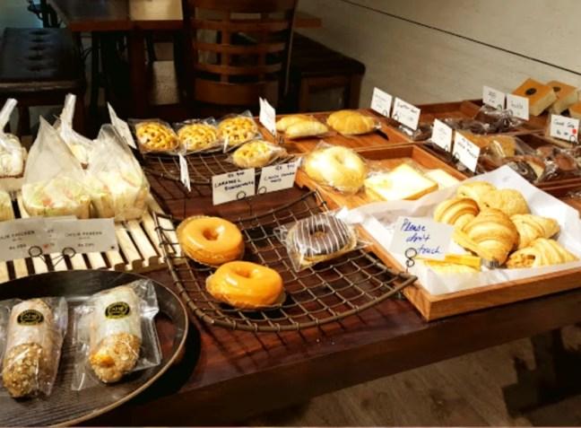 Korean sibang bakery