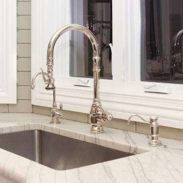 Waterstone 5600 Plp Pulldown Kitchen Faucet  QualityBathcom