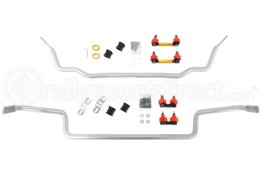 Whiteline Sway Bar Kit Front Adjustable 27mm / Rear