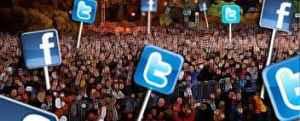 movilización y redes sociales