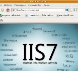 Captura de pantalla de la web de YelmoCinePlex