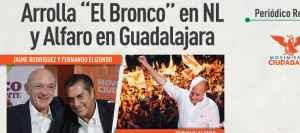 Elecciones Intermedias México 2015