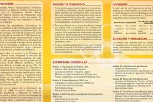 Software Libre Bolivia