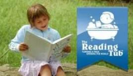 reading tub