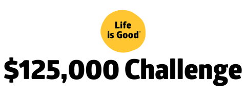 Life is Good Challenge Logo