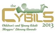 cybils 2013 logo