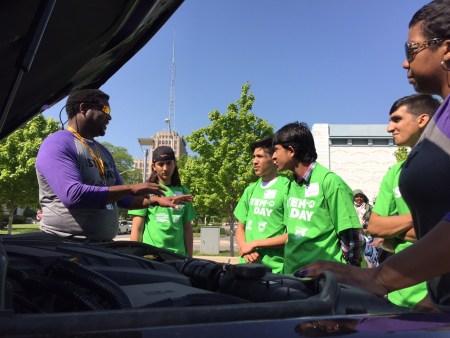 DAPCEP STUDENTS ENGINE DEMO
