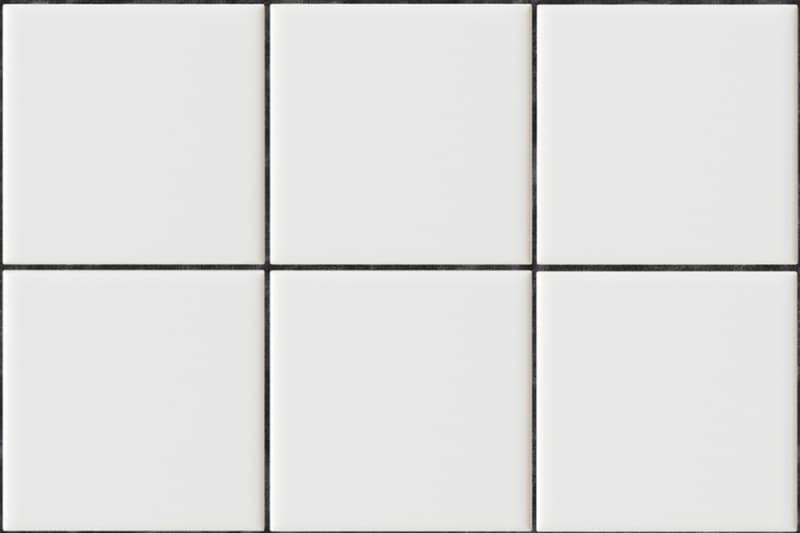 White Square Tile