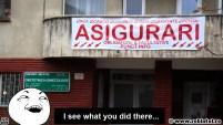Asigurari obligatorii - Obstetrica - Ginecologie - I see what you did here meme