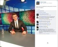 Cristian Tănase, cu un citat - Dacă vrei să fii respectat, fă lucruri demne de respect