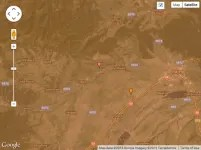 Cutremurele din Țara Hațegului, vedere asupra localităților