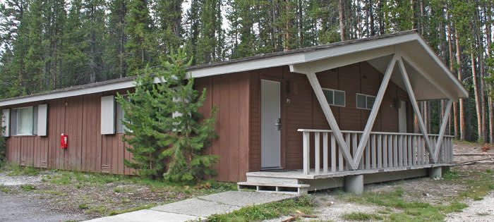 Canyon Lodge and Cabins  Yellowstone National Park