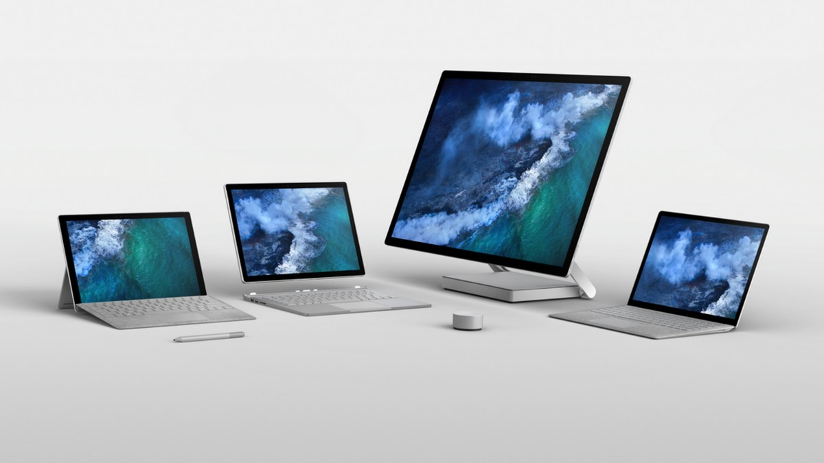 Surface Laptop and Surface Pro