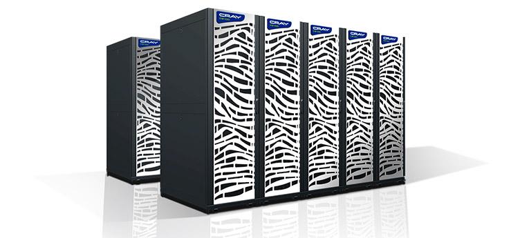 Cray CS cluster supercomputer series