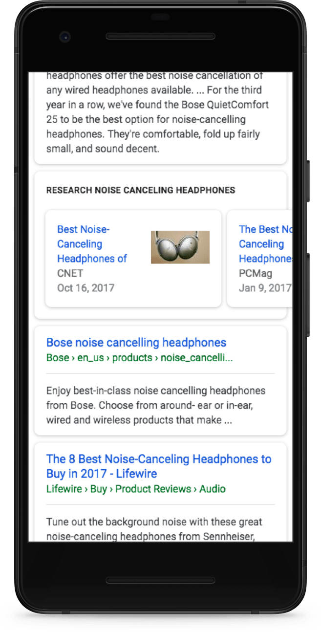 New Google Shopping Buying Guides
