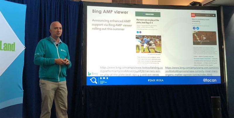Bing AMP Viewer