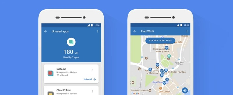 Datally Stop your phone leaking data with Unused Apps and find Wi-Fi nearby with Wi-Fi Map