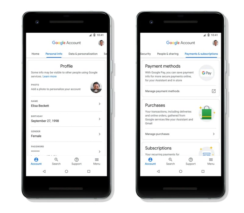 Google Account Detailed Summary
