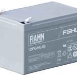 12fghl48 Fiamm 12fghl48 Lead Acid Battery 12v 12ah Rs Components
