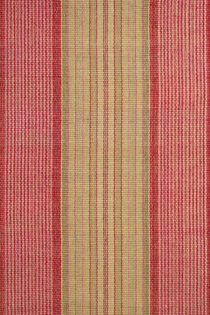 Sisal Teppich Oval Dash And Albert Framboise 56203 Area Rug