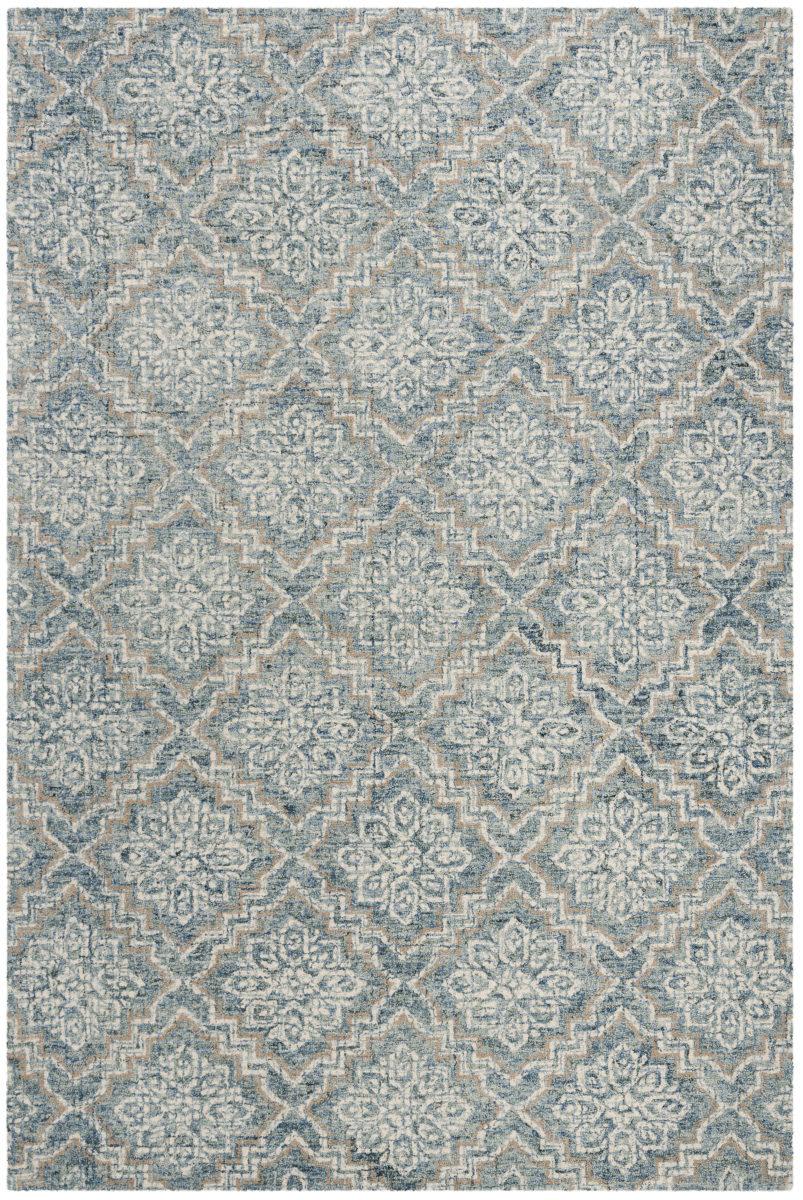 Safavieh Abstract Abt201a Blue Grey Rug Studio
