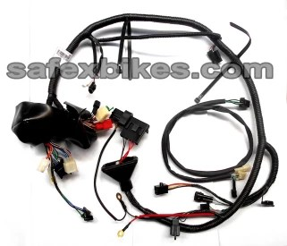 WIRING HARNESS BULLET STANDARD SWISS- Motorcycle Parts For