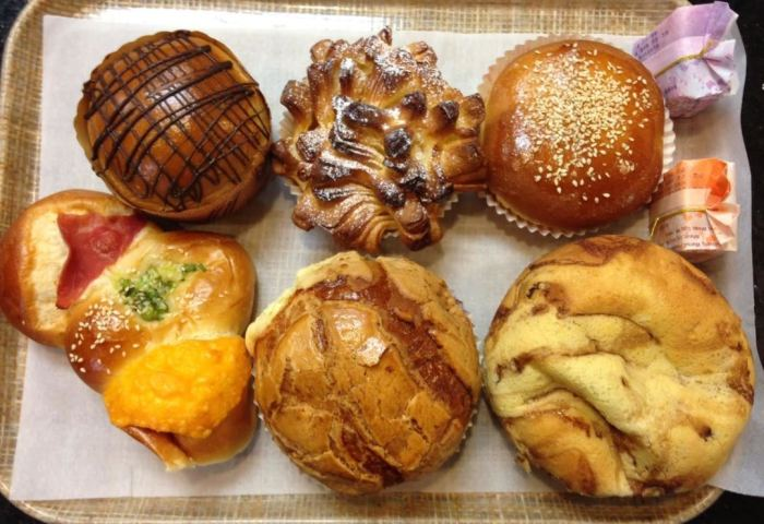The United Nations Of Pastries At Desir Bakery Houstonia