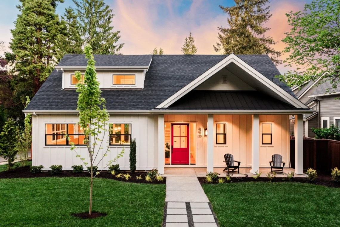 How Classic Farmhouse Style Influenced Portland's Latest ...