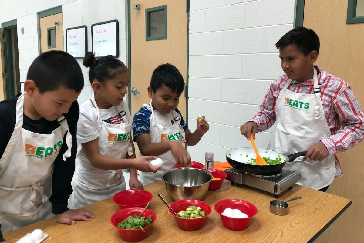 Tips For Cultivating Healthy Eating Habits For Kids And