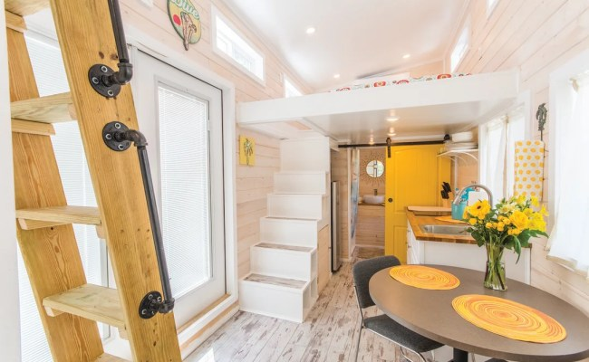 The Tiny Vacation House Movement Comes To Town