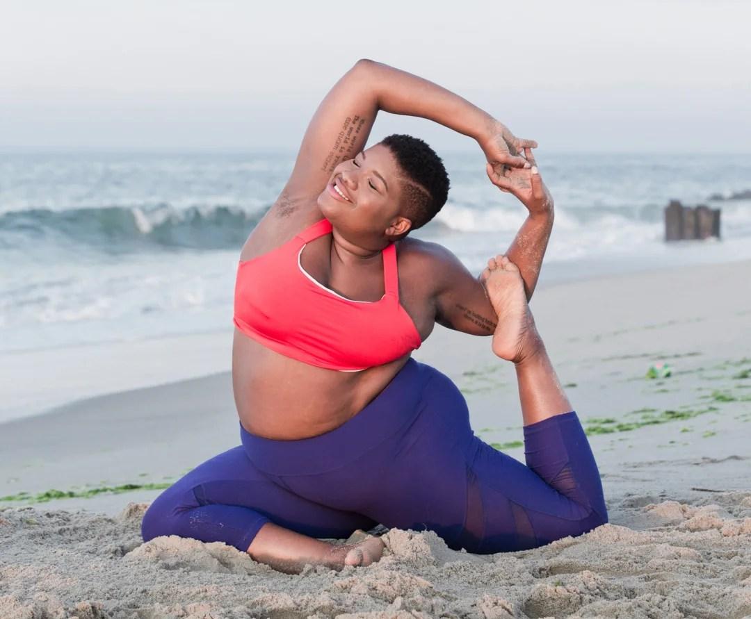 Yoga Star Jessamyn Stanley Talks Queerness Fat Acceptance and Deleting Social Media  Portland