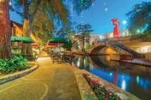 Holiday Season Trip San Antonio