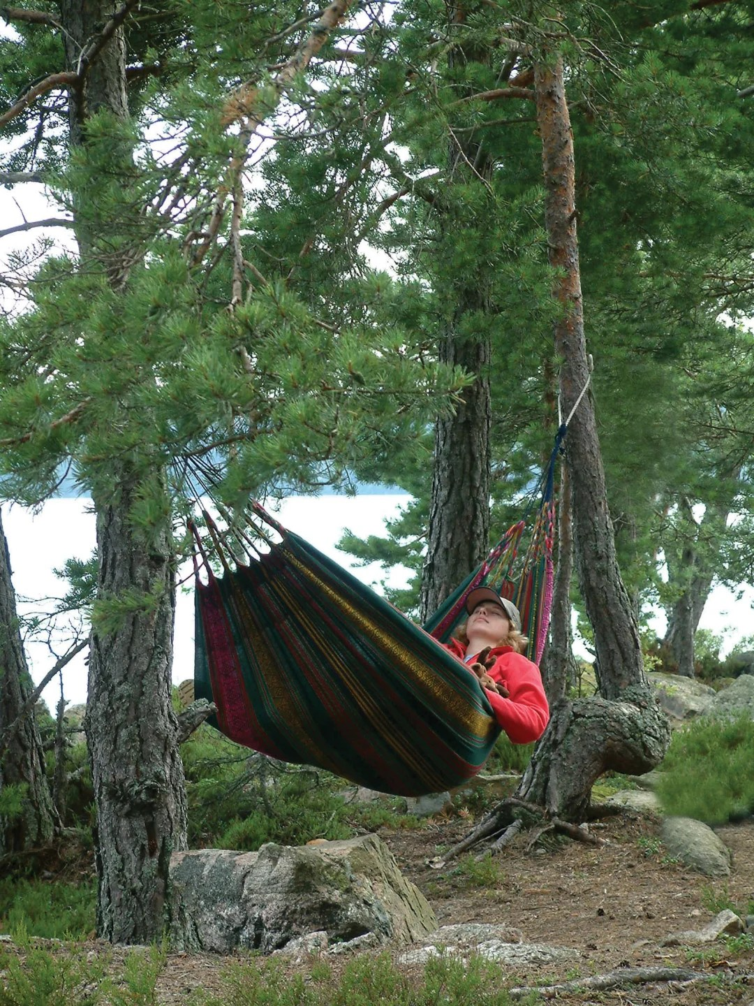 5 Reasons Hammock Camping Is Secretly The Best