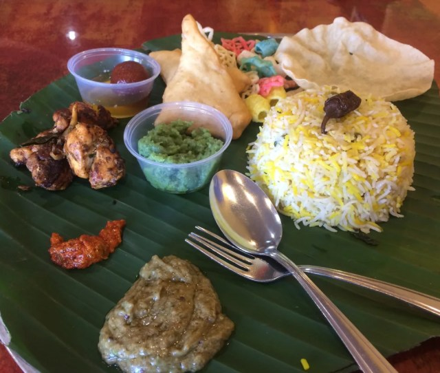 Food Fight Where Is Houstons Best South Indian Buffet