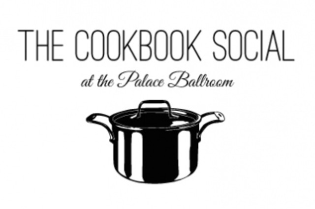 Tom Douglas's Cookbook Social: Where Authors and Food