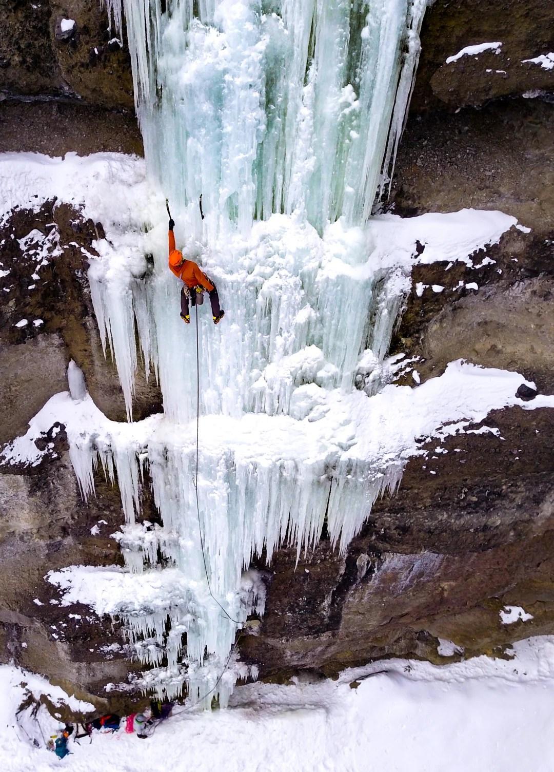 Places near bozeman, mt, usa: Bozeman S Frozen Waterfalls Are A Winter Playground Seattle Met