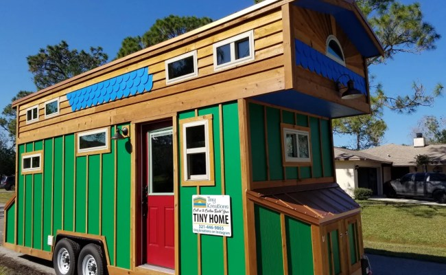 Tiny Home Festival Comes To St Petersburg April 7 8