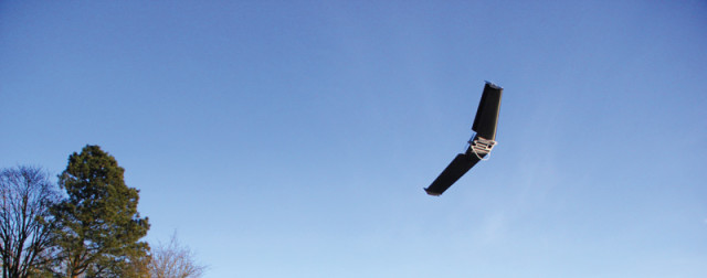 Drones, like this one from the local start-up Honeycomb, can provide detailed crop data to farmers.
