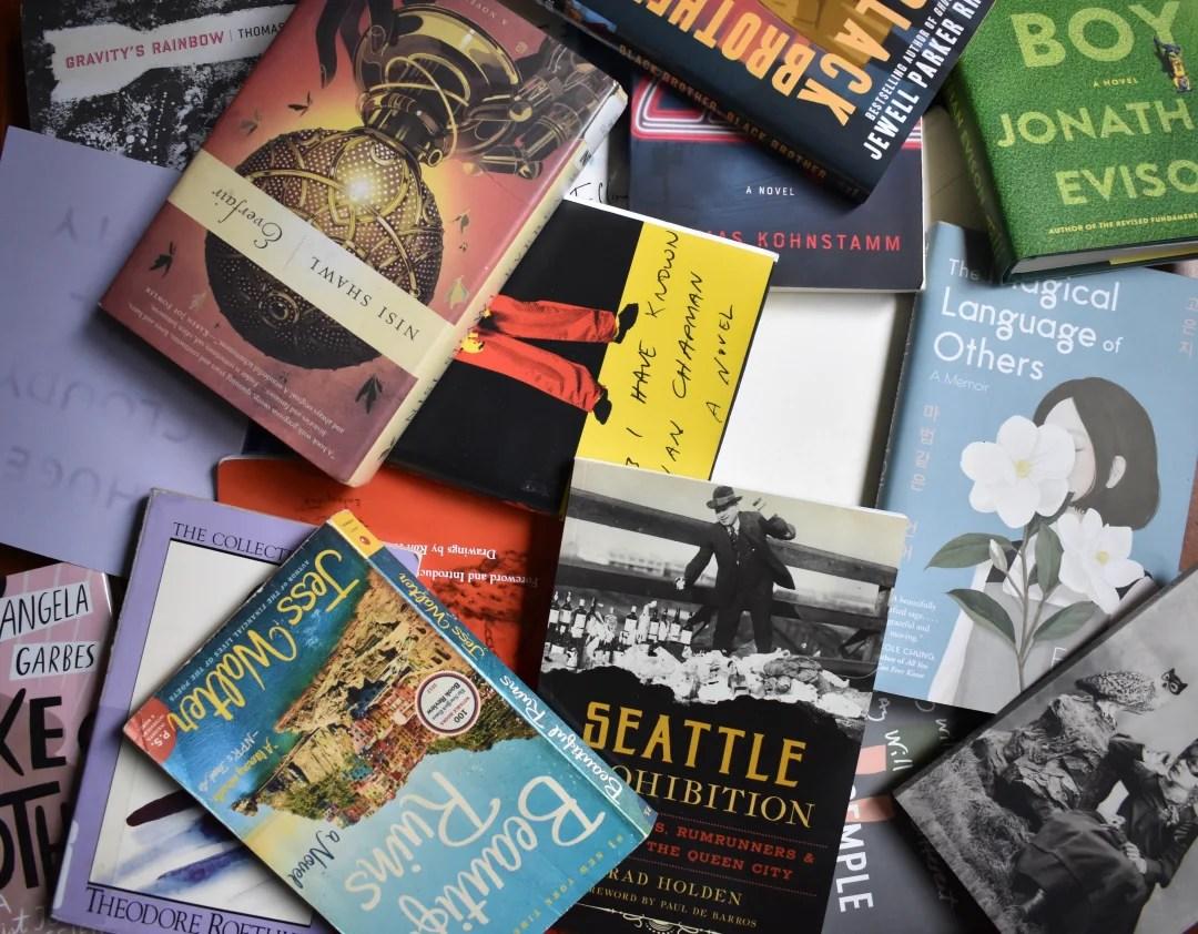 A Big Seattle Reading List