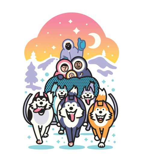 small resolution of meet washington s only dogsledding operation