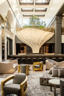 Hotels Watch Rebirth Of Hollywood Icon