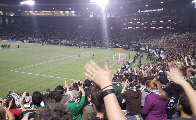 We Just Witnessed One Of The Greatest Games In Mls Playoff