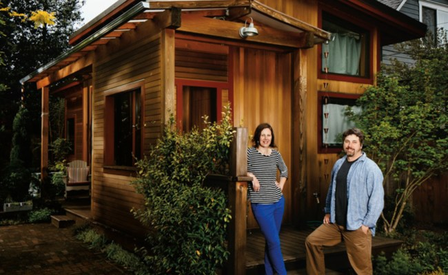 Portland Shacks Up With Airbnb Portland Monthly