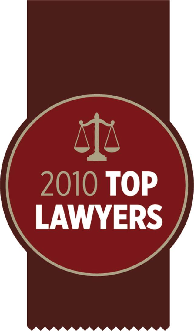 2010 Top Lawyers Seattle Met