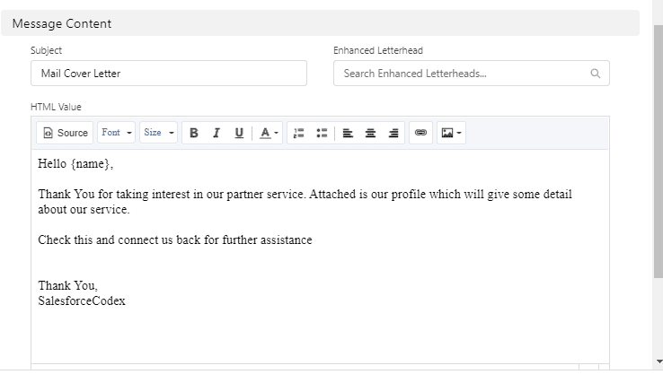 Send Email Template As PDF Attachment using Salesforce Apex