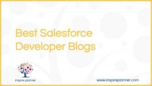 Salesforce Blog Ranking