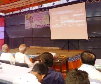 ময়মনসিংহ বিভাগের সর্বস্তরের জনগণের সাথে প্রধানমন্ত্রীর ভিডিও কনফারেন্স