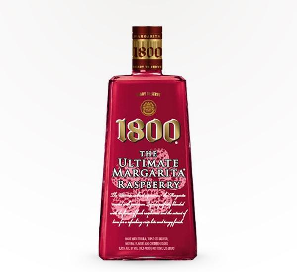 1800 Ultimate  Raspberry Margarita  Saucey